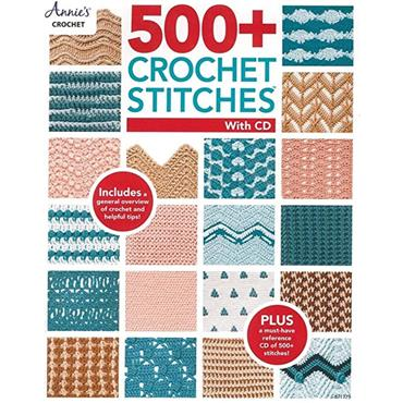 500+ Crochet Stitches