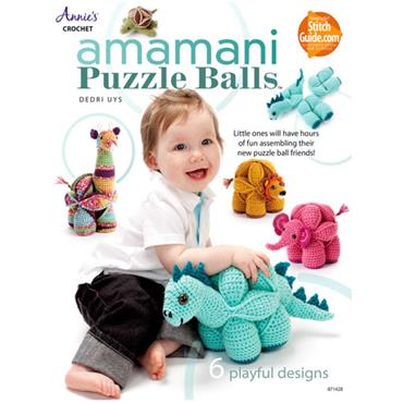Annie's Crochet #871428 Amamani Puzzle Balls