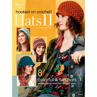 Hooked on Crochet Hats II       871228