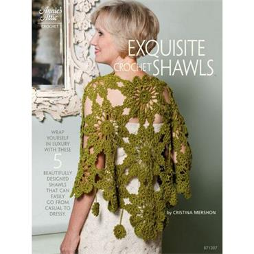 Exquisite Crochet Shawls    871207