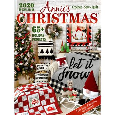 Annie's Christmas - 65+ Holiday Projects