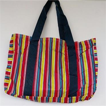 Knitting Bag - Bold Stripes