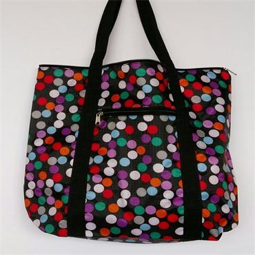 Knitting Bag - Polka Dot   ***