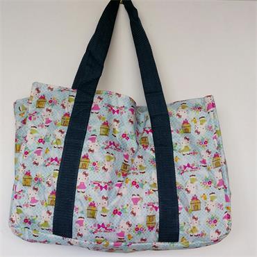 Knitting Bag - Little Kitty