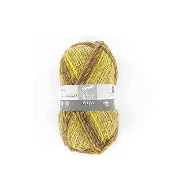 Cheval Blanc Baya Chunky with Wool 50g