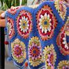 The Blue House Blanket Book - Jane Crowfoot (Stylecraft)
