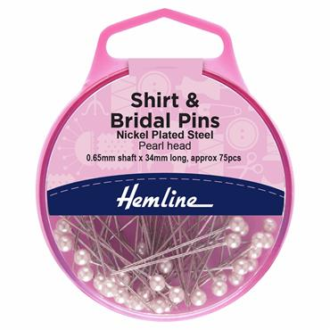 Shirt & Bridal Pins (Pack of 75)