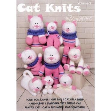 Cat Knits Book Volume 2