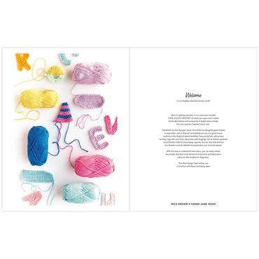 Rico Cool & Cute Crochet Book