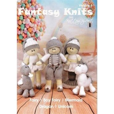 Fantasy Knits Book Volume 3