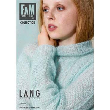 Lang Fatto a Mano  Book #259 Spring/Summer Fam Collection
