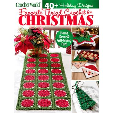 Annies Favourite Thread Crochet for Christmas