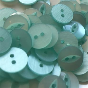 Pack of 6 x Plastic Fisheye Buttons (16mm, Size 26) inv