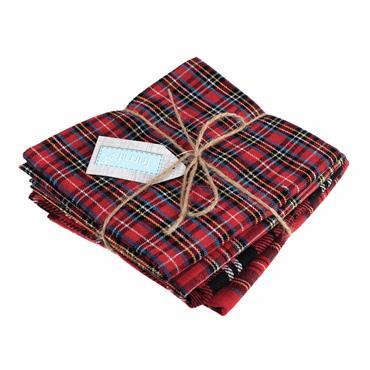 Trimits Fat Quarter Fabric Bundle - Tartan (GTC143)