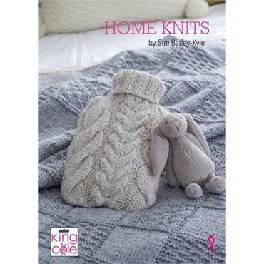 King Cole Home Knits by Sue Batley-Kyle