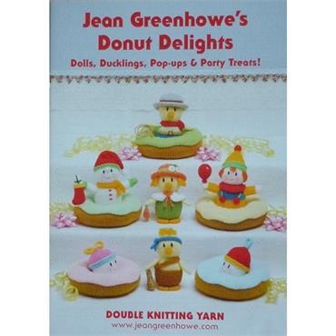 Jean Greenhowes Donut Delights