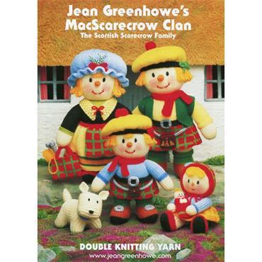 Jean Greenhowes Macscarecrow Clan