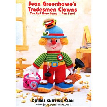 Jean Greenhowes Tradesman Clowns - The Red Nose Gang - Part 4