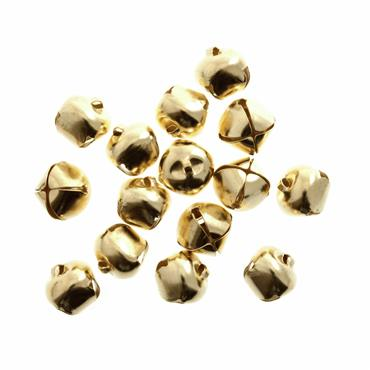 Gold (12mm) Jingle Bells