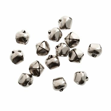 Silver (9mm) Jingle Bells   ***