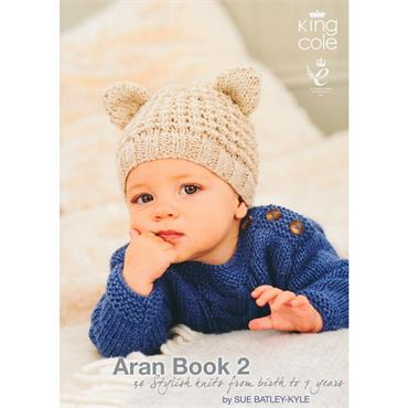 King Cole Aran Book 2