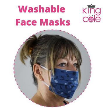 King Cole Face Mask