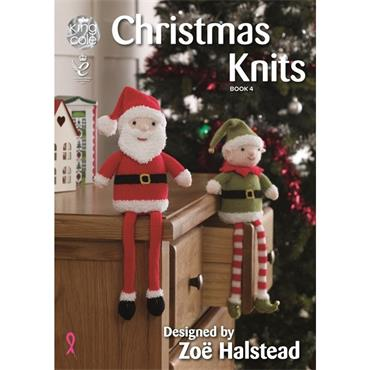 King Cole Christmas Knits Book 4