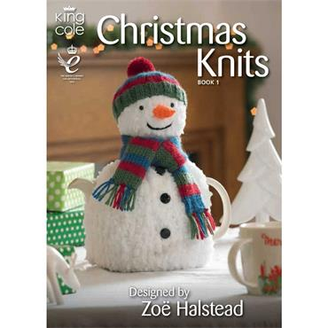 King Cole Christmas Knits, Book 1