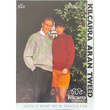 Kilcarra Pattern #215 Unisex Crewneck Sweater