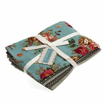 Trimits Fat Quarter Fabric Bundle - LA099