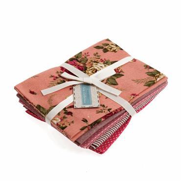Trimits Fat Quarter Fabric Bundle - LA100