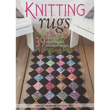 Knitting Rugs 39 designs (Leisure Arts #127191)