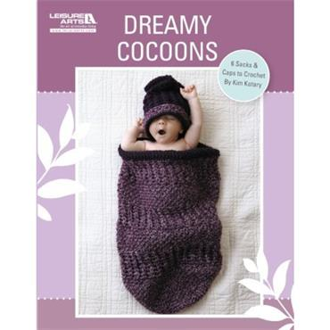 Dreamy Cocoons by Kim Kotary (Leisure Arts #5582)