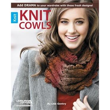 Knit Cowls by Lisa Gentry (Leisure Arts #5838)