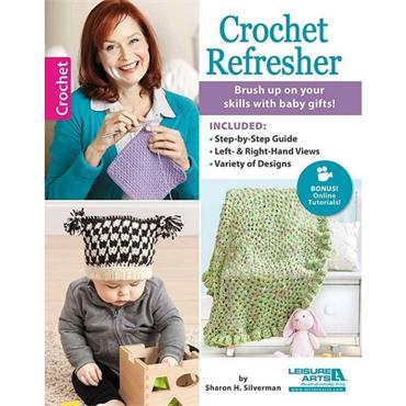 Crochet Refresher (Leisure Arts #6435)