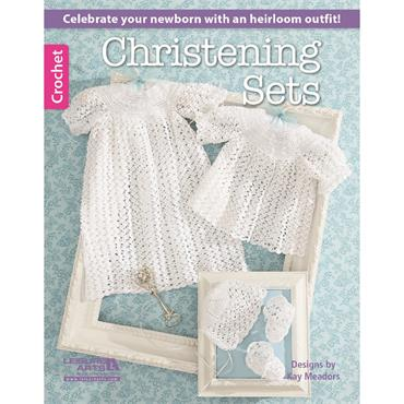 Christening Sets - Crochet (Leisure Arts #6544)