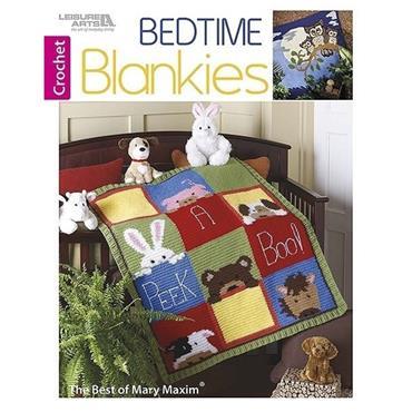 Bedtime Blankies (Leisure Arts #7107) Crochet Book