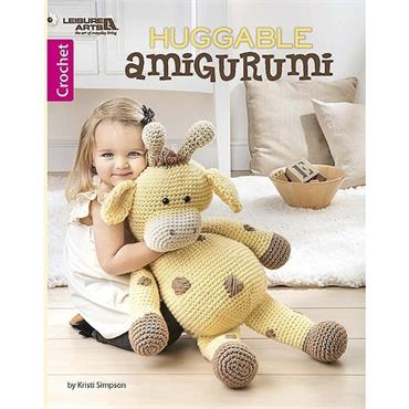 Huggable Amigurumi (Leisure Arts #7163)