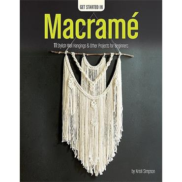 Macramé (Leisure Arts #7217)