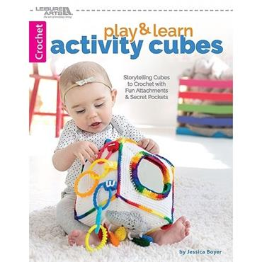 Play & Learn Activity Cubes (Leisure Arts #7367)