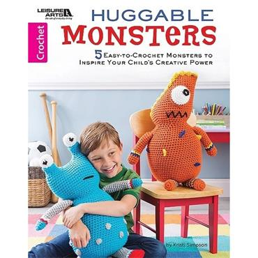 Huggable Monsters (Leisure Arts #7449)
