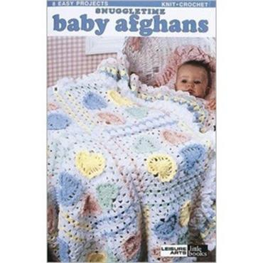 Snuggletime Baby Afghans - Knit & Crochet (Leisure Arts #75004)