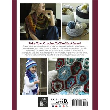 Leisure Arts Ultimate Crochet Collection For Beginners Book (Leisure Arts #7512)