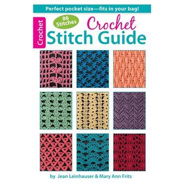 Crochet Stitch Guide  (Leisure Arts #75436)