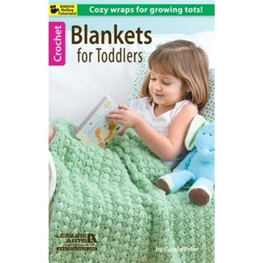 Blankets for Toddlers by Carole Prior (Leisure Arts #75467)