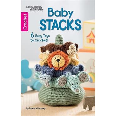 Baby Stacks (Leisure Arts #75668) Crochet Book