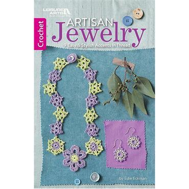 Artisan Jewelry -  Crochet Book (Leisure Arts #75670)