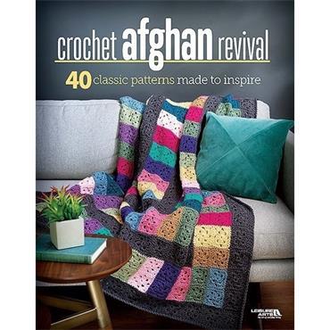 Crochet Afghan Revival (Leisure Arts Book #7572)