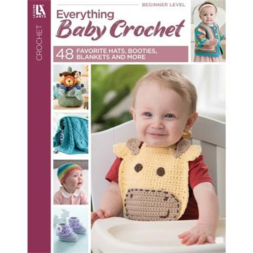 Everything Baby Crochet (Leisure Arts Book #7575)