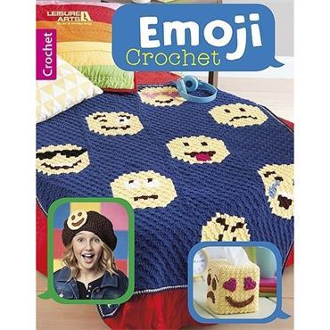 Emoji Crochet (Leisure Arts #7073)
